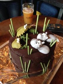 Bretts cake