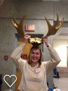 Hannah antlers